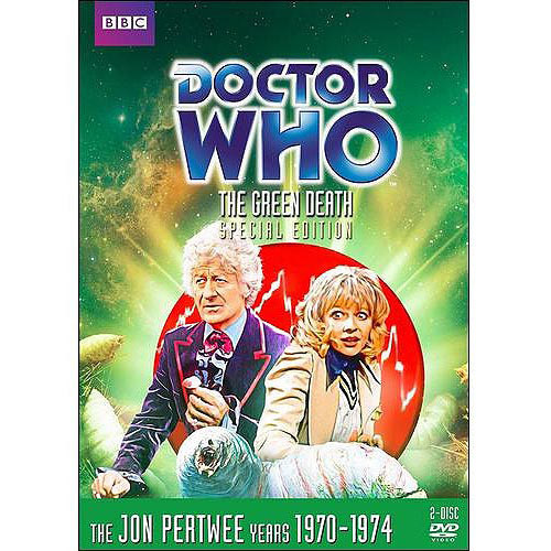 The Doctor Who: The Green Death [2 Discs] [DVD]