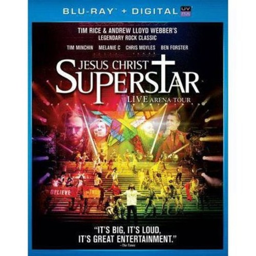Jesus Christ Superstar: Live Arena Tour [Blu-ray]