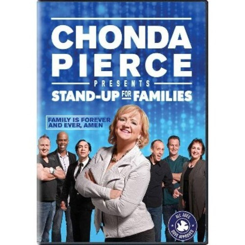 Chonda Pierce Presents:Stand Up For F (DVD)