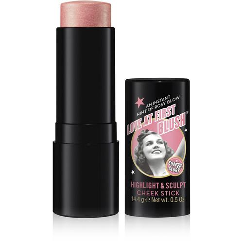 Love At First Blush Highlight & Sculpt Cheek Stick [Pink, Pop & Pearl]