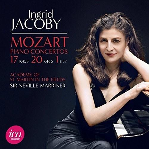 Ingrid Jacoby - Mozart: Piano Concertos: Vol. 3