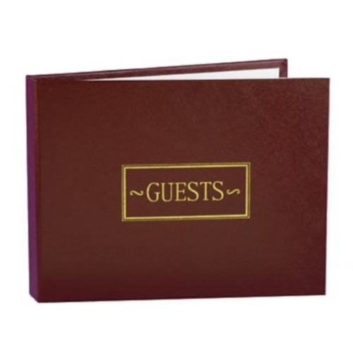 HBH Small Guest Books