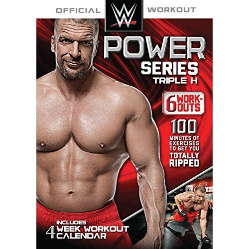 WWE Power Series: Triple H (DVD)