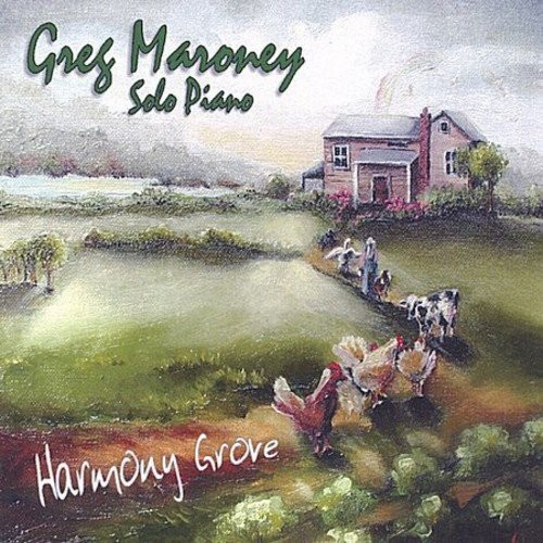Harmony Grove [CD]