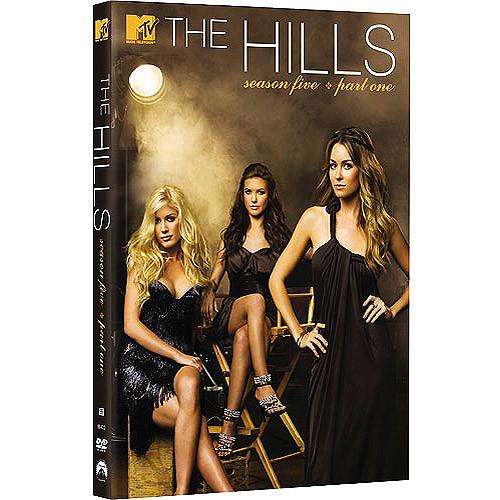 The Hills: Season Five, Part One [2 Discs] [DVD]