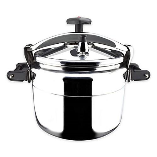 Magefesa Chef 16 qt. Aluminum Pressure Cooker