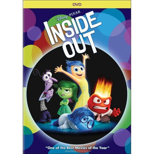 Inside Out [DVD] [2015]