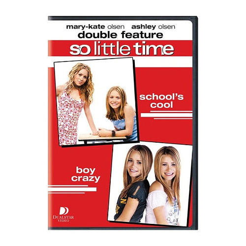 Mary-Kate Olsen and Ashley Olsen: So Little Time Volume 1 DVD