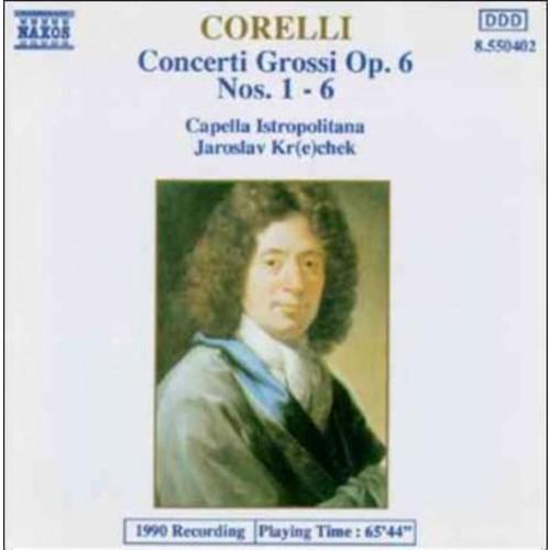 Various - Corelli: Concerti Grossi Op. 6 No. 1