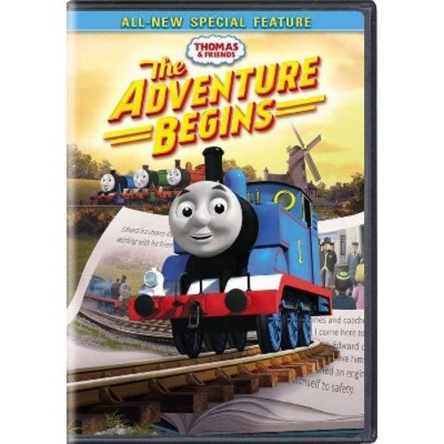 Thomas & Friends: The Adventure Begins (DVD)