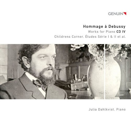 Hommage  Debussy: Works for Piano 4