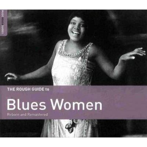 Various - Rough guide to blues women (CD)