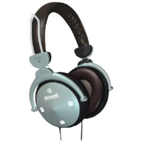MAXELL 190562 FULL-CUP FOLDING DIGITAL HEADPHONES