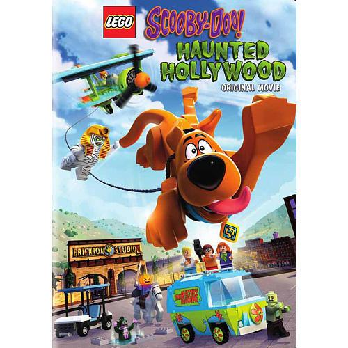 LEGO Scooby-Doo! Haunted Hollywood DVD