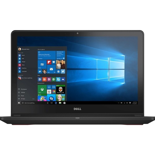 Dell Inspiron 15.6 Laptop With 8GB Memory, Intel Ci7-6700HQ, 1TB Hard Drive + 8GB Cache, Windows 10