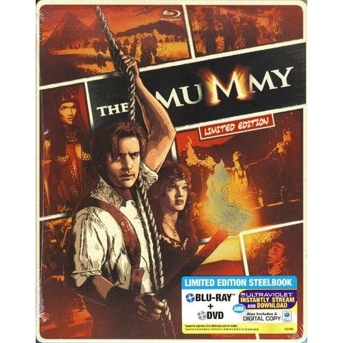 The Mummy [DVD/Blu-ray] [Blu-ray/DVD] [1999]