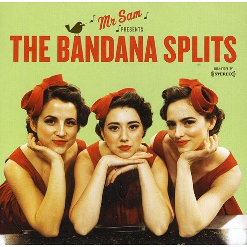 Bandana Splits [CD]