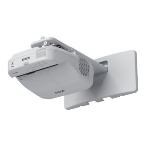 Epson BrightLink Pro 1420Wi - LCD projector - 3300 lumens - WXGA (1280 x 800) - 16:10 - HD - 802.11n wireless / LAN (V11H612520T)