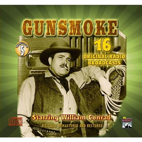 Gunsmoke, Vol. 5 [CD]