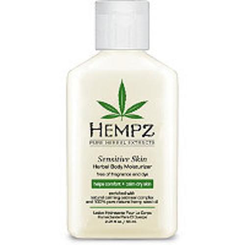 Travel Size Sensitive Skin Herbal Body Moisturizer