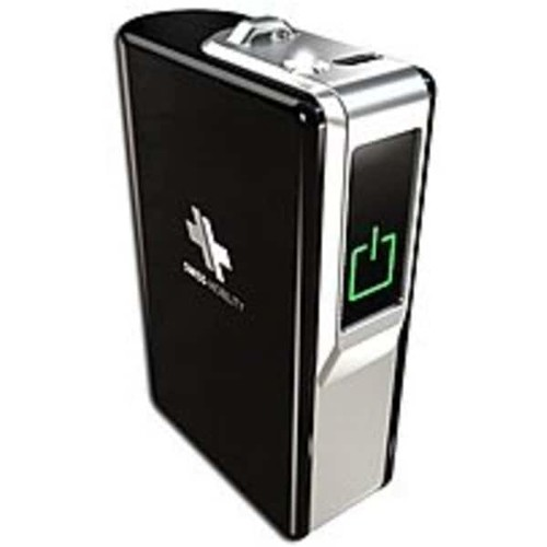 Swiss Mobility SB4000-B Power Pack for iPhone, iPad, Android and USB Devices - Black