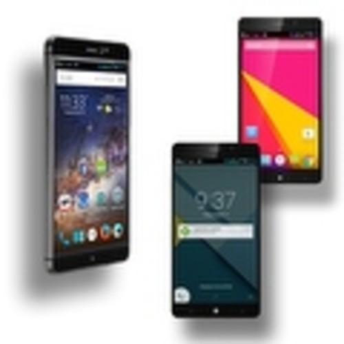 Indigi M8 Factory Unlocked 3G GSM+WCDMA 6.0inch HD Display Android 5.1 Lollipop Dual-Core Dual-Sim SmartPhone (Black) - Black