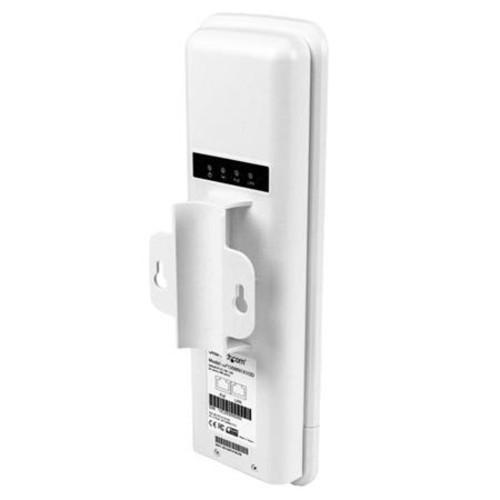 Startech Outdoor 150 Mbps 1T1R Wireless-N Access Point - 2.4GHz 802.11b/g/n PoE-Powered WiFi AP - Wireless access point - 802.11b/g/n - 2.4 (AP150WN1X1OD)