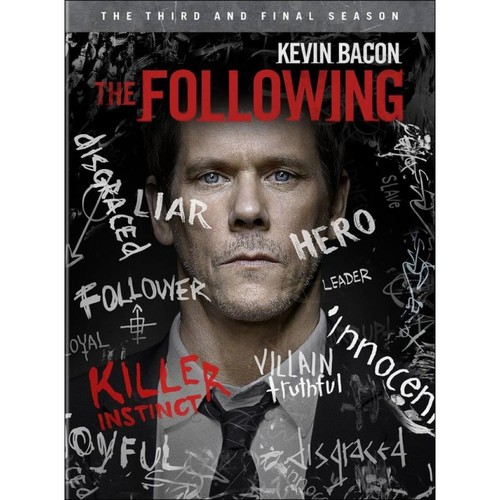 The Following: The Complete Third Season [4 Discs] [DVD]