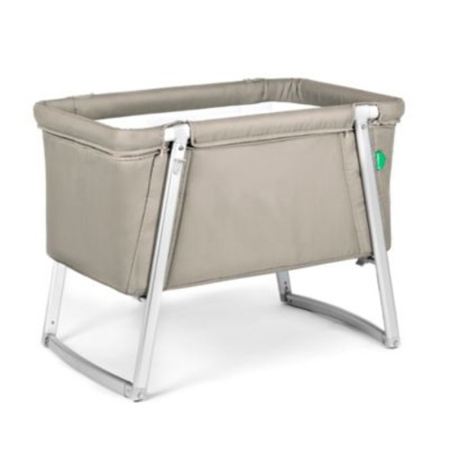 babyhome Dream Bassinet in Sand
