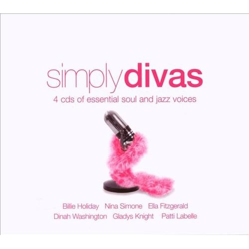 Simply Divas [CD]