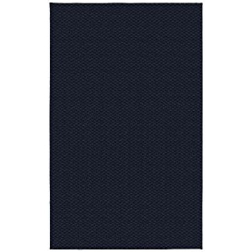 Garland Rug Medallion Area Rug, 9-Feet by 12-Feet, Navy [Navy, 9-Feet by 12-Feet]