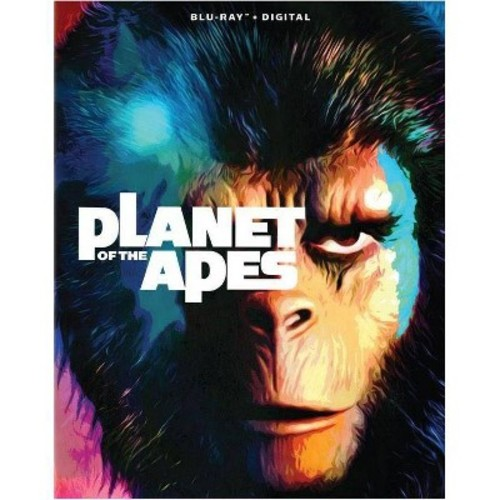 Planet Of The Apes (50th Anniversary) (Blu-ray)