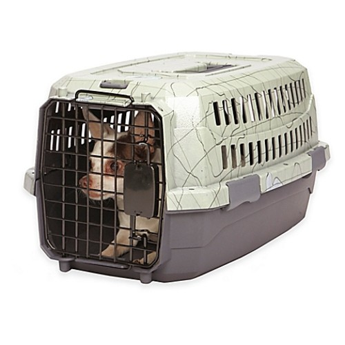 Dog is Good Small Never Travel Alone Small Dog Crate