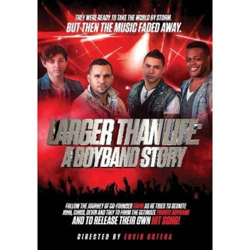 Larger Than Life:Boyband Story (DVD)