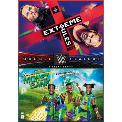 Wwe:Extreme Rules/Money In The Bank 2 (DVD)
