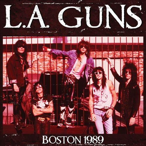 Boston 1989 [LP] - VINYL