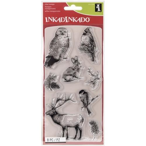 Inkadinkado Clear Stamps 4