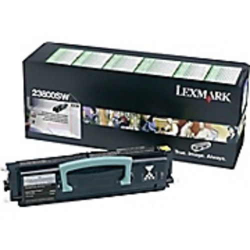 Lexmark E238 Black Return Program Toner Cartridge (23800SW)