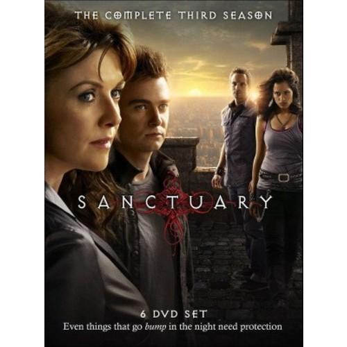 Sanctuary: The Complete Third Season [6 Discs]