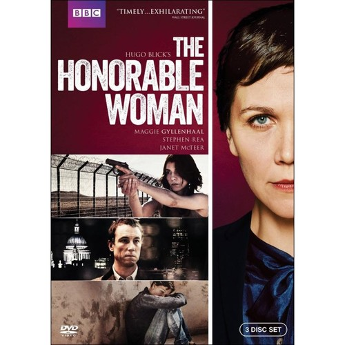 The Honourable Woman [3 Discs] [DVD]
