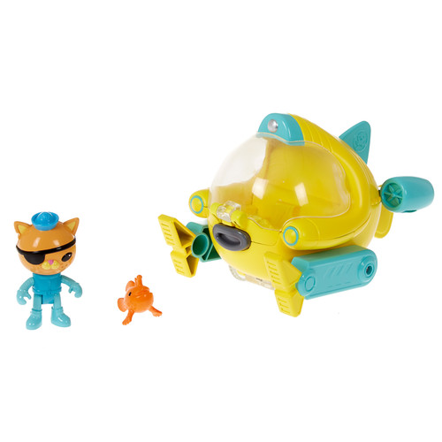 Disney Octonauts Gup-U and Kwazii
