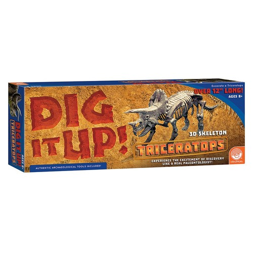 Dig It up! Triceratops: Toys & Games