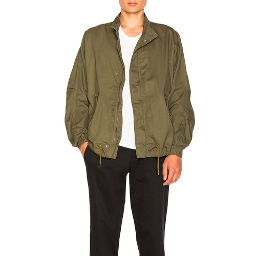 Barney Cools Enlisted Jacket in Khaki