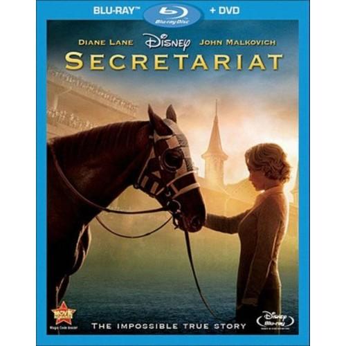 Secretariat (2 Discs) (Blu-ray/DVD)