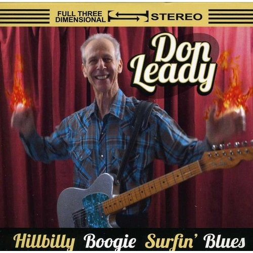 Hillbilly Boogie Surfin' Blues [CD]