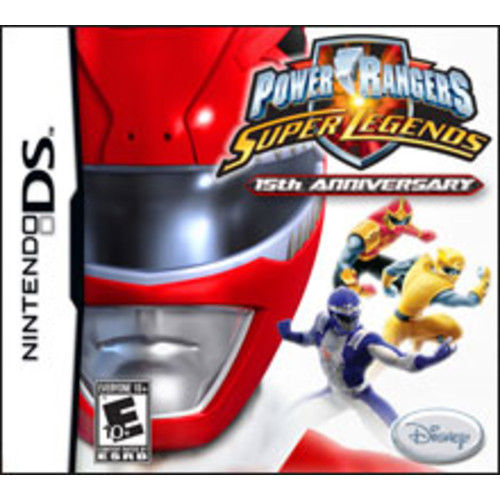 Power Rangers Super Legends [Pre-Owned]