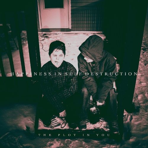 Happiness in Self Destruction [CD]