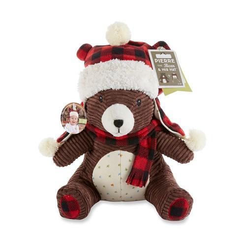 Baby Aspen Pierre the Bear Plush