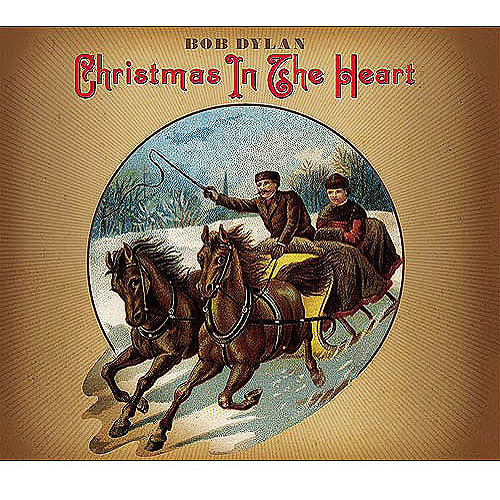 Christmas in the Heart [Deluxe Version] By Bob Dylan (Audio CD)