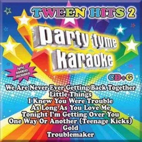 Party Tyme Karaoke Tween Hits 2 CD+G